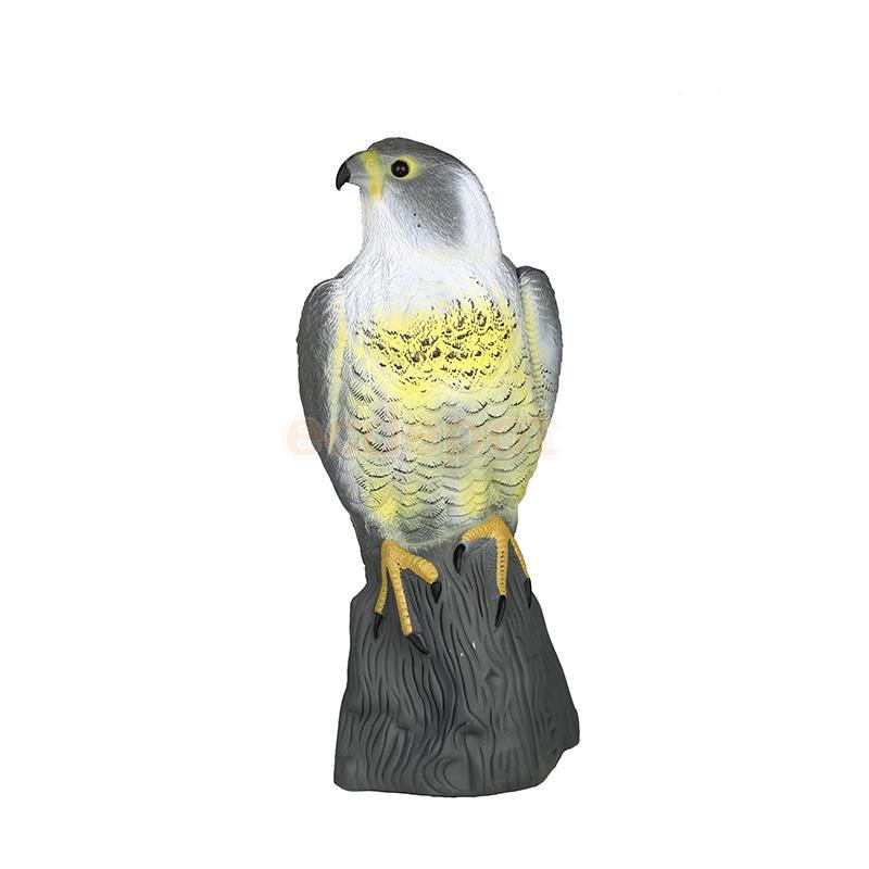 Shooting In Falcon Colorado: Realistic Falcon Decoy Weed Pest Control Repellent Garden